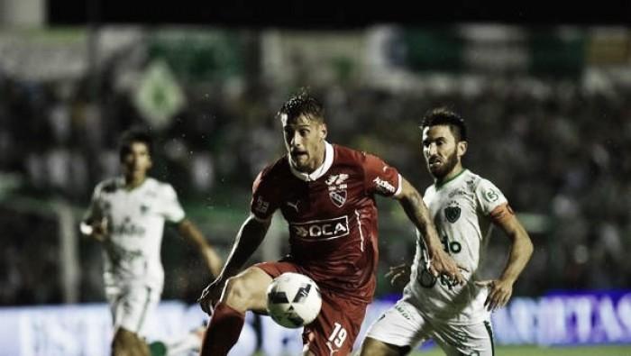 Sarmiento - Independiente: Puntuaciones del Rojo