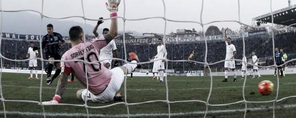 L'Atalanta travolge il Palermo: 3 a 0 che profuma d'Europa