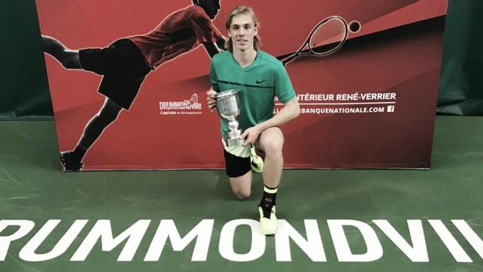 ATP Drummondville Challenger: Denis Shapovalov caps off dream week on home soil with biggest-ever title