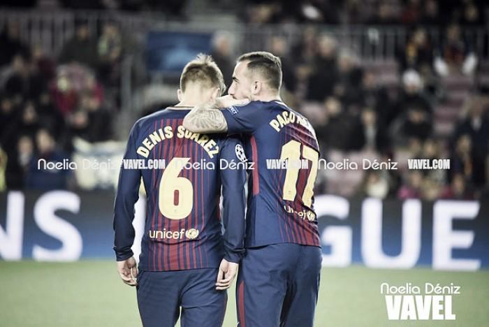Villareal - FC Barcelona : puntuaciones Barcelona, jornada 15 Liga Santander
