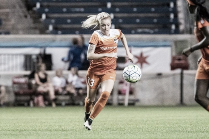 Houston Dash waives Denise O'Sullivan