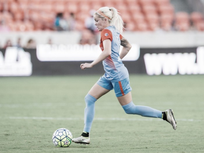 Houston Dash midfielder Denise O'Sullivan named to Ireland roster for Cyprus Cup