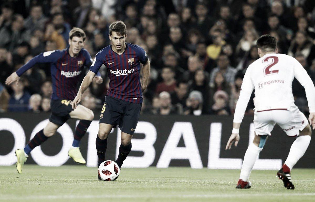 FC Barcelona- Cultural Leonesa: Denis y la segunda unidad sellan el pase a octavos