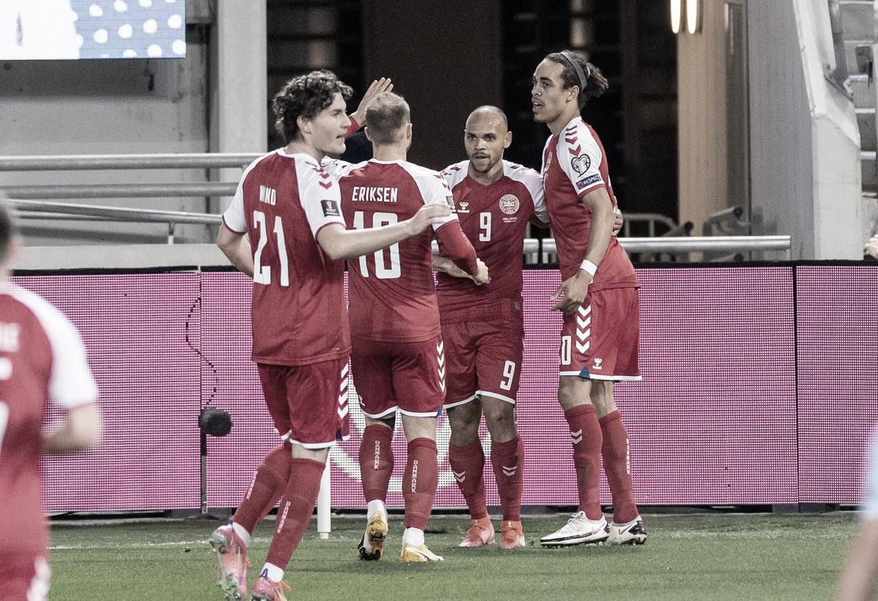 Gols e melhores momentos de Dinamarca 2x0 Bósnia em Amistoso Internacional