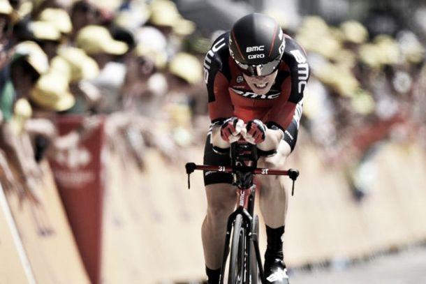 Tour de France, a Dennis il prologo e la maglia gialla. Nibali meglio di Froome e Contador