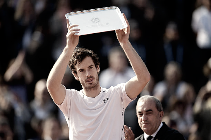 2017 French Open player profile: Andy Murray
