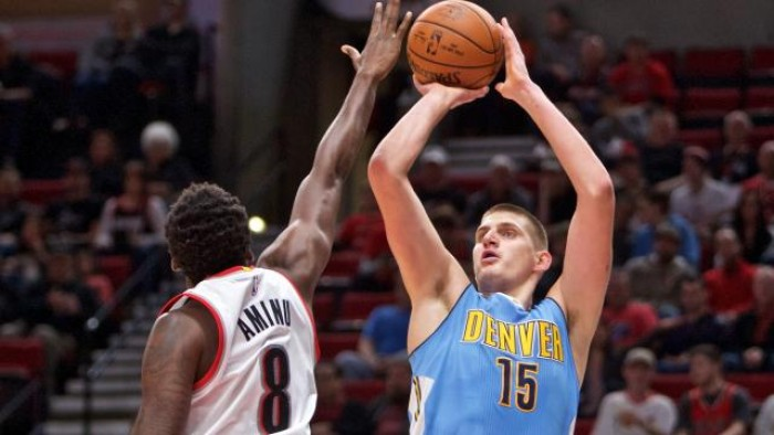NBA Preseason 2016 - Portland cade in casa, passano i Denver Nuggets (97-106)