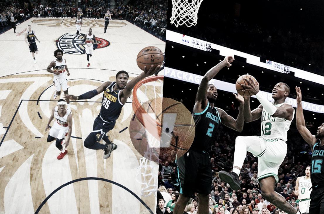 """NBA Resumen: los """"Golosos ganan"""" y los demás persisten"""