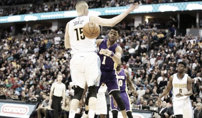50 sombras de Lakers