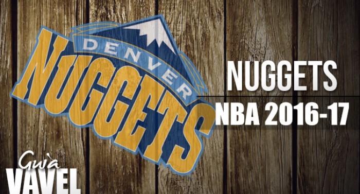Guía VAVEL NBA 2016/17: Denver Nuggets
