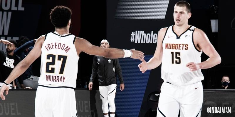 Ridículo histórico de los Clippers y Denver avanza