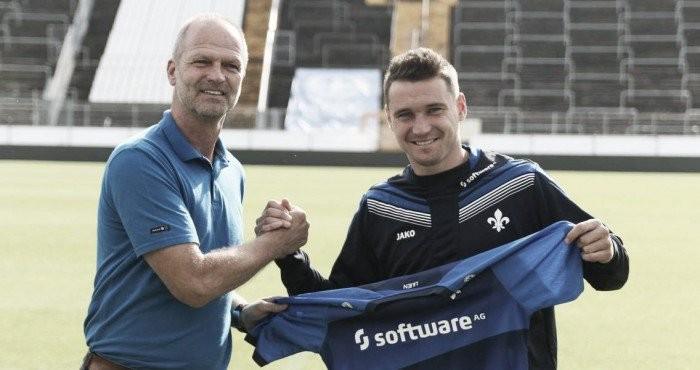 Ex-Vitesse, Denys Oliynyk é o mais novo reforço do Darmstadt