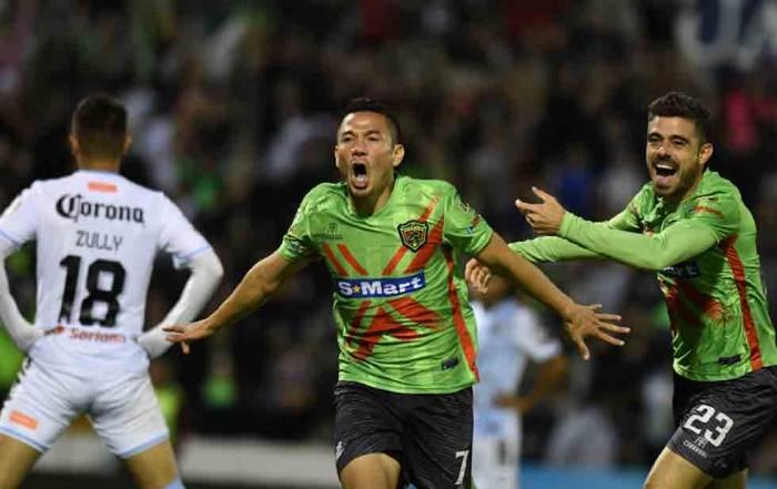Resultado y goles del Alebrijes 1-0 FC Juárez de la final de ida del Ascenso MX 2017