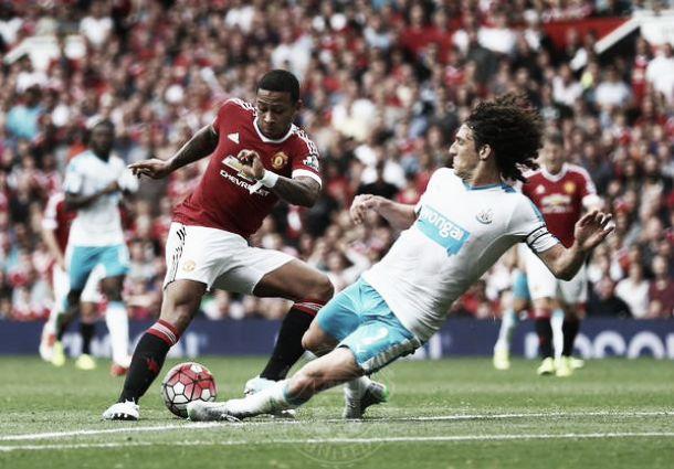 Première contre-performance de United