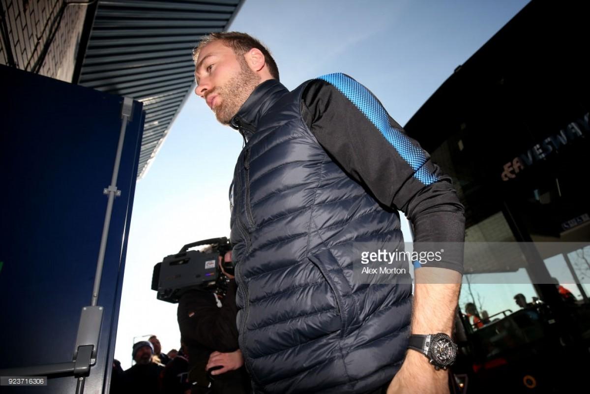 Laurent Depoitre: Huddersfield didn't create enough chances against the Magpies