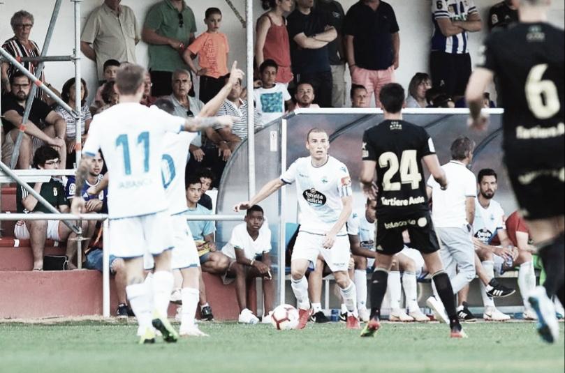 Previa Deportivo-Oviedo: tres puntos en la escala a la cima
