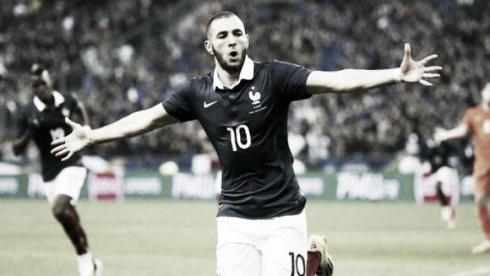 """Karim Benzema: """"Doy alegría a la gente y he sido bien educado por mis padres"""""""