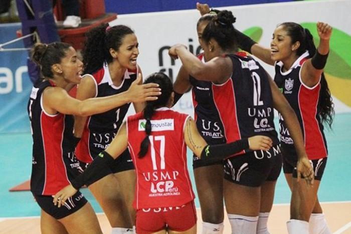 Voleibol: San Martín y Regatas Lima por el título