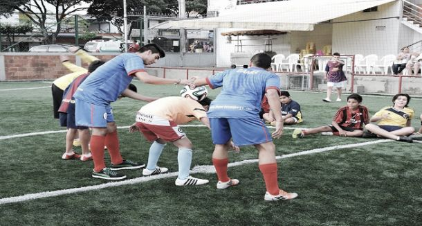 El Freestyle Soccer por buen camino en Bucaramanga