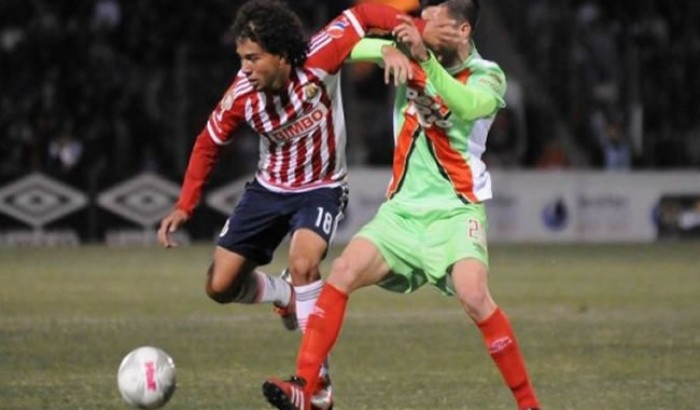 Copa MX: First Series Results