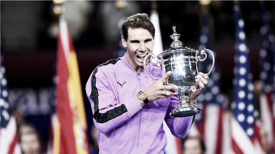 Nadal se consagró campeón del US Open tras una final épica