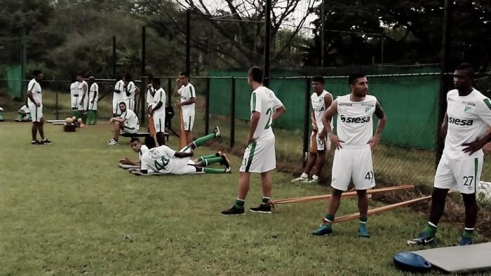 Deportivo Cali inició la pretemporada