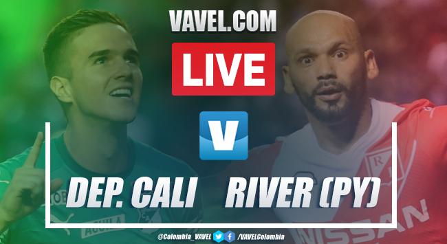 Resumen y Goles Cali vs. River Plate (2-1)   11/02/2020 - VAVEL Colombia