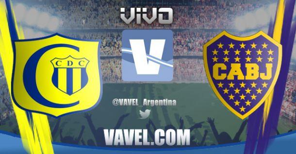 Resultado Deportivo Capiatá - Boca Juniors  por la Copa Sudamericana 2014 (0-1)