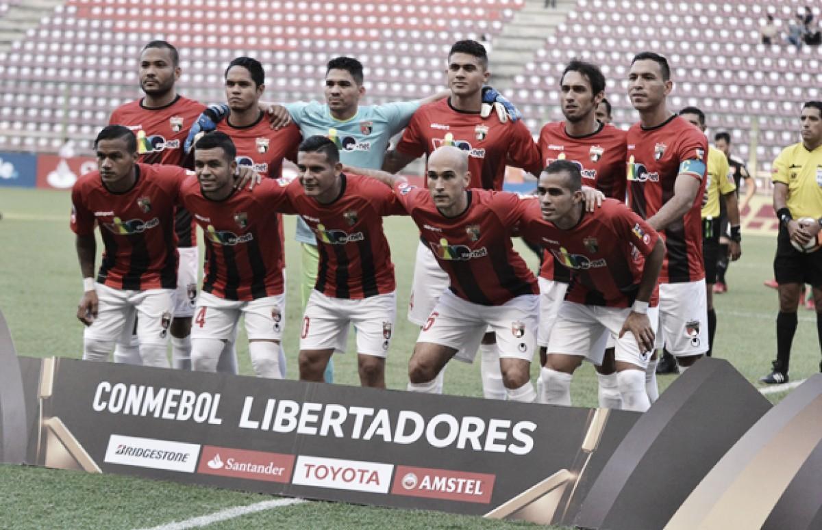Deportivo Lara y dos derrotas recientes, previo al encuentro ante Millonarios