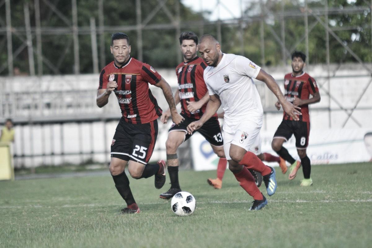 Deportivo Lara FC deja puntos valiosos ante Portuguesa FC