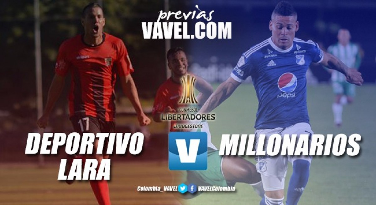 Deportivo Lara – Millonarios: la vuelta en ocho días