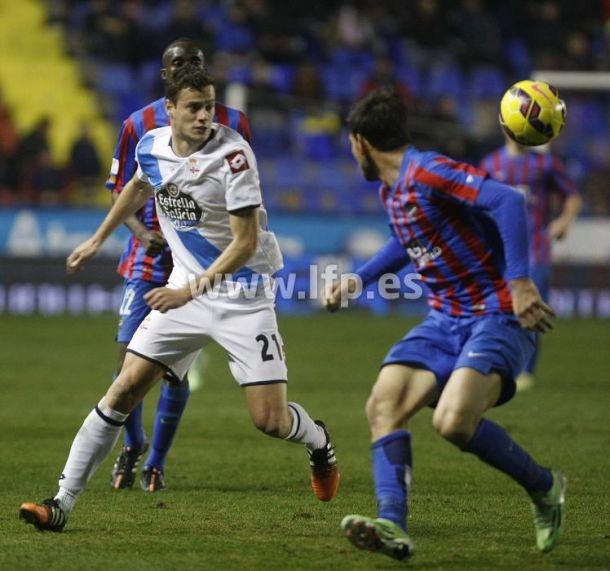 Los números de la jornada: Deportivo - Levante UD