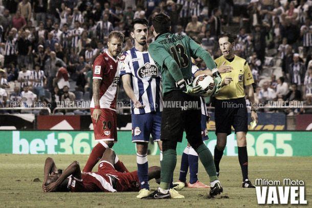 Rayo Vallecano vs Deportivo de La Coruña en vivo y en directo online