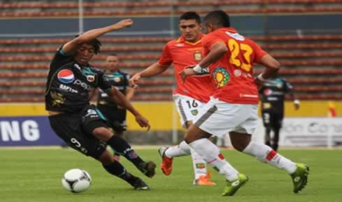 VIDEO: Goleada del Deportivo Quito sobre el Cuenca