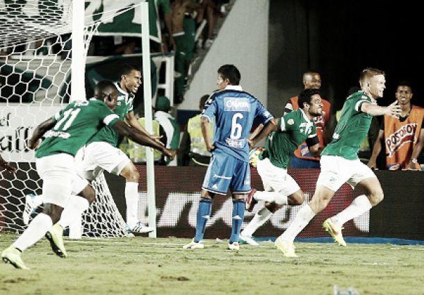 Millonarios pierde el clásico añejo por goleada