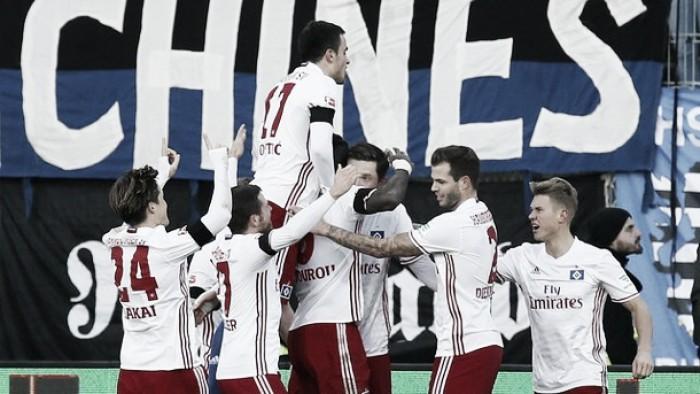 La domenica di Bundesliga: Amburgo, ecco la prima vittoria! Pari per l'Eintracht Francoforte