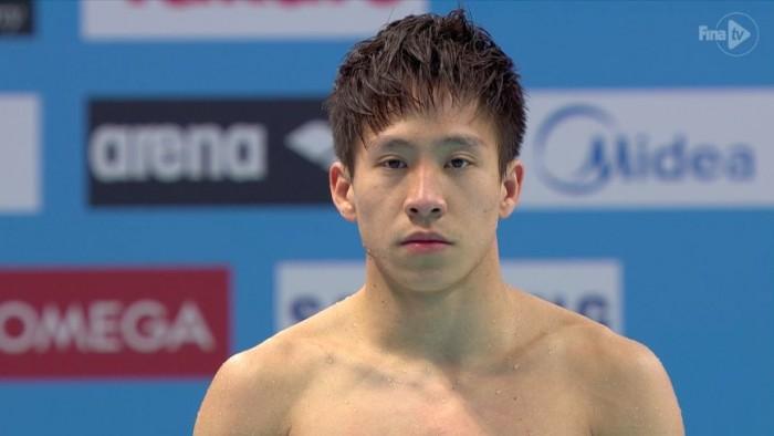 Mondiali di nuoto 5 Km, l'Italia con Sanzullo è d'argento