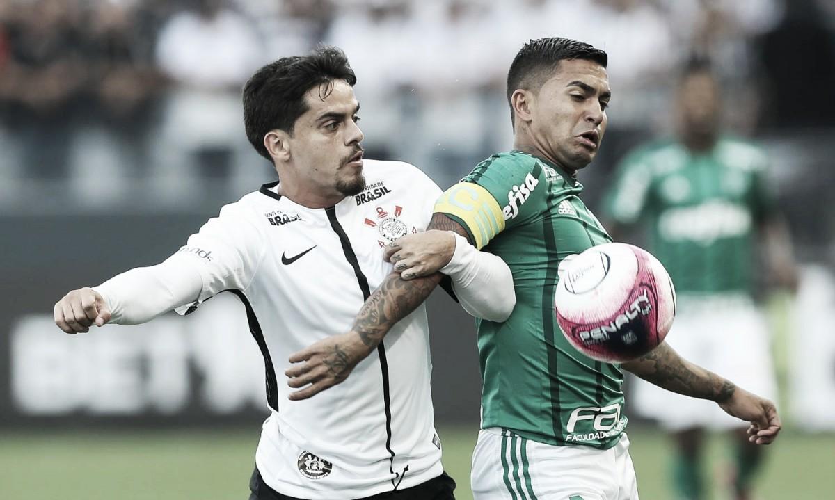 Depois de 19 anos, Corinthians e Palmeirasse enfrentam na final do Campeonato Paulista