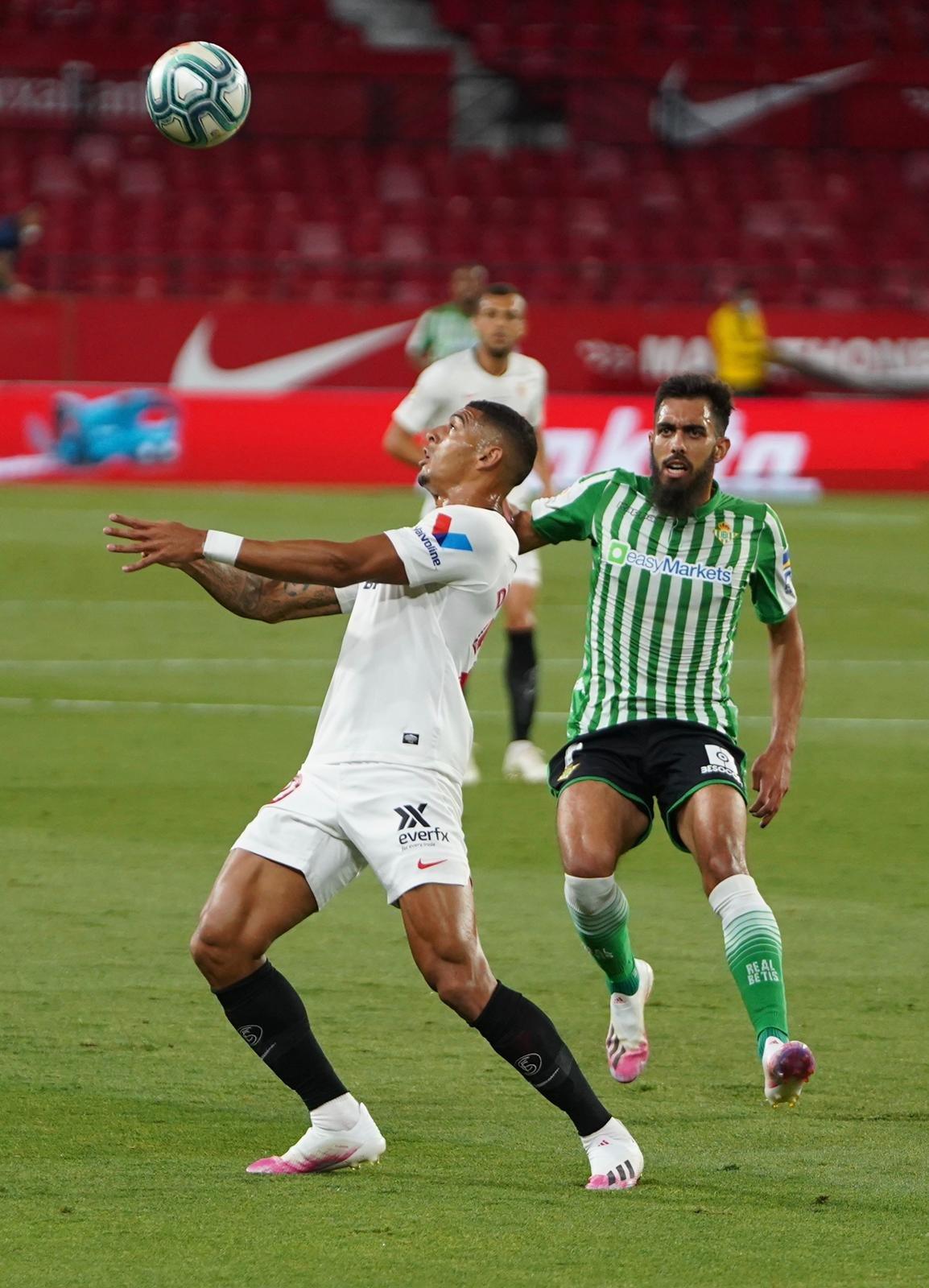 Il Siviglia porta a casa El Gran Derbi: Betis battuto 2-0