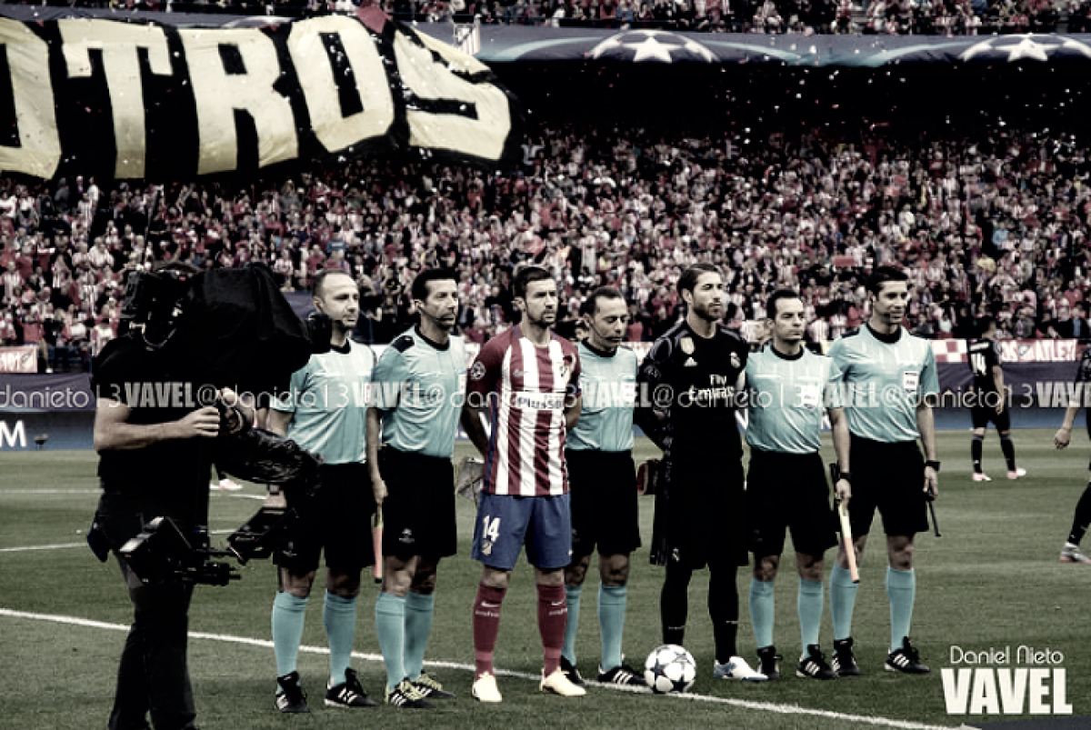 Horario y dónde ver por TV el Real Madrid - Atlético de Madrid