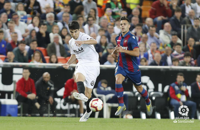 Levante UD - Valencia CF: el derbi de Valencia