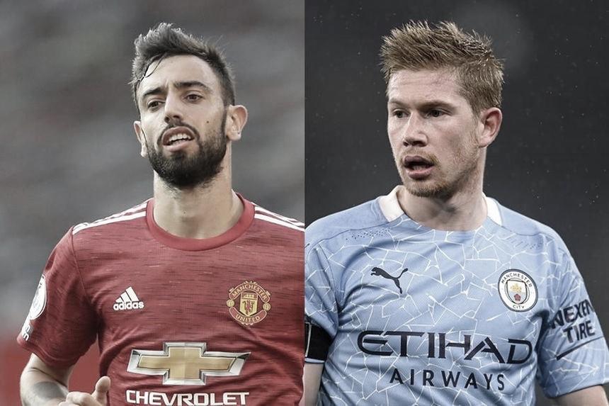 Resumen y mejores momentos del partido entre Manchester United vs Manchester City (0-0): en VIVO y en directo en Premier League 2020