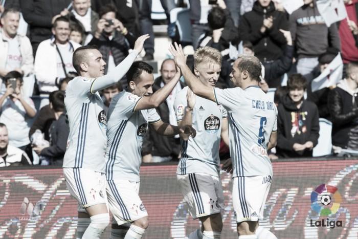 Análisis táctico Celta - Deportivo: Orellana desequilibra la balanza táctica