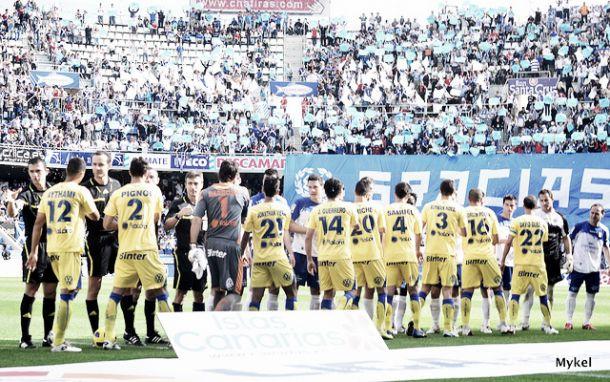 El último derbi en el Heliodoro: Tenerife 1 - 1 Las Palmas