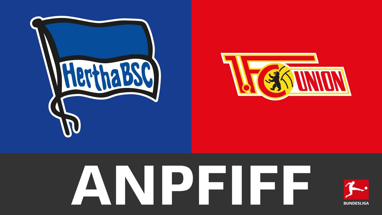 Il Berlin derby è dell'Hertha: 4-0 all'Union