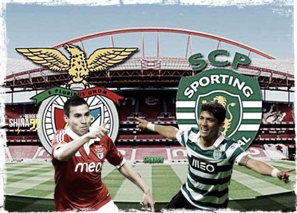 Benfica x Sporting: focos de interesse