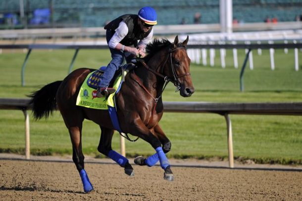 2015 Kentucky Derby: Live Horse Racing Results