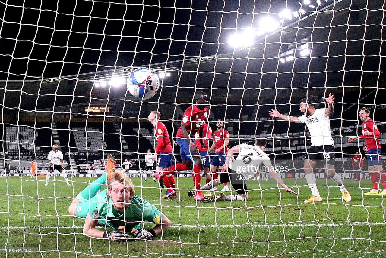 Derby County 2-0 Huddersfield Town: Huddersfield player ratings in crushing defeat at Pride Park