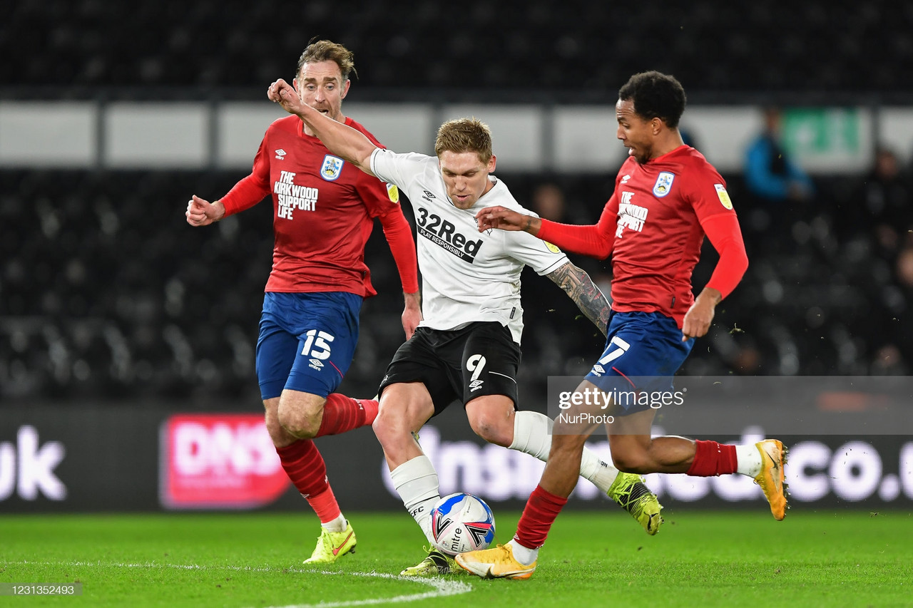 Derby County vs Huddersfield Town: Things to look out for