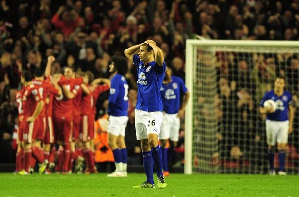 Everton revert to early-season malaise in Merseyside derby